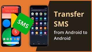 [3 Ways] How To Transfer SMS from Android to Android Tutorial screenshot 3