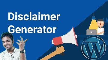 How to Add a Disclaimer to Your WordPress Site   Behind Vision