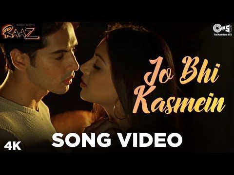 Jo Bhi Kasmein - Song Video - Raaz | Bipasha Basu & Dino Morea | Udit Narayan & Alka Yagnik