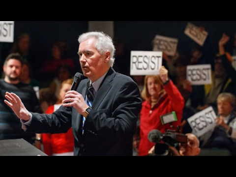 TRENDING: Republican Reps Running Away From Their Constituents! Rep. Tom McClintock Escapes Crowd