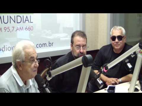 Anjinhos Da Rua,Henrique Machado e Jose Carlos Gutierrez,Radio Mundial,15-03-2016