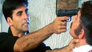 Zulmi - Part 14 Of 14 - Akshay Kumar - Twinkle Khanna - Best Bollywood Action