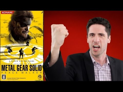 Metal Gear Solid: Peace Walker game review
