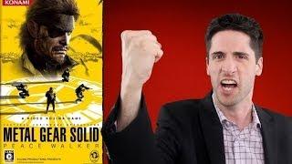 Metal Gear Solid: Peace Walker game review