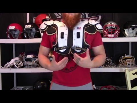 The Armory Ep.9 Douglas Cp69 Shoulder Pad Review