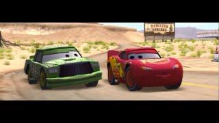 Молния Маквин Мультфильм про машинки Тачки Animated cartoon Cars Lightning McQueen