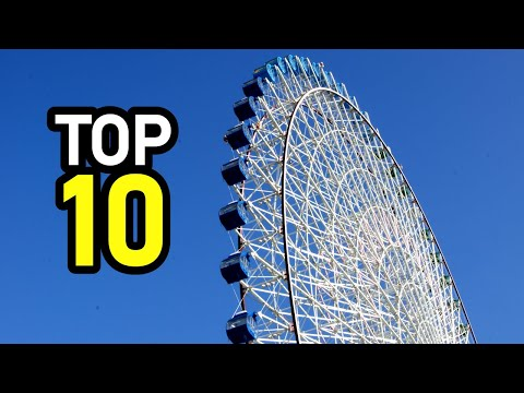 10 Tallest Ferris Wheels in the World