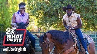 The Ranch—Revisited | Kevin Hart: What The Fit | Laugh Out Loud Network thumbnail