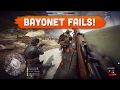 BAYONET FAILS! - Battlefield 1 | Road to Max Rank #57 (Multiplayer Gameplay)