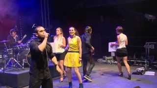 Robin Thicke Blurred Lines ft TI,Pharrell (SUPERSONIC live cover)