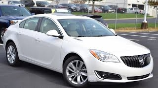 2016 Buick Regal Turbo (Start Up, In Depth Tour, and Review)