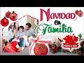Navidad en familia, Mensajes de navidad,  Detalles para regalar, Tarjetas de navidad, Feliz navidad
