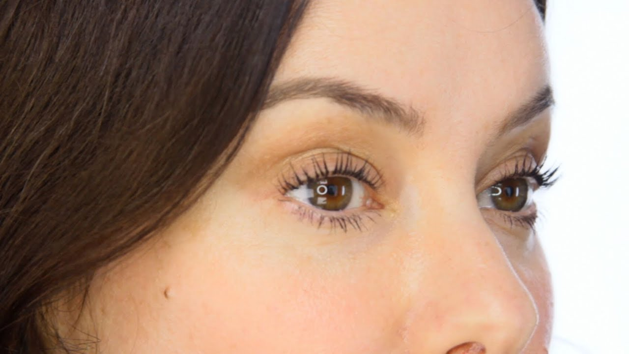 Lash Lift Treatment Youtube