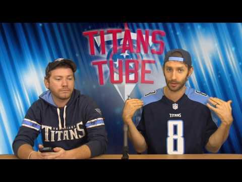 Titans Defeat Broncos 13-10 - Harry Douglas/ Aqib Talib fight and more!