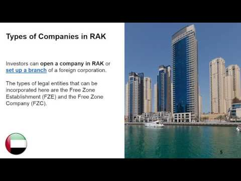 Set up an Offshore Company in RAK