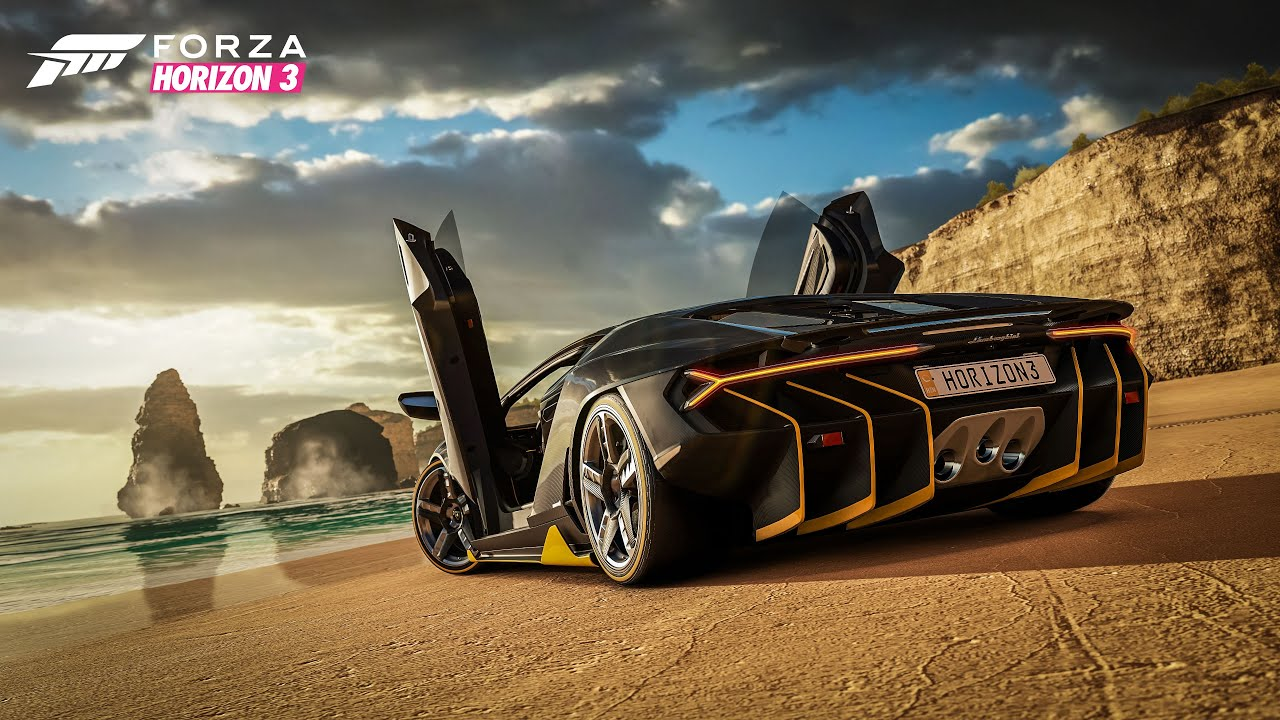 Forza Horizon 3 PC Download (FULL UNLOCKED) FREE - YouTube