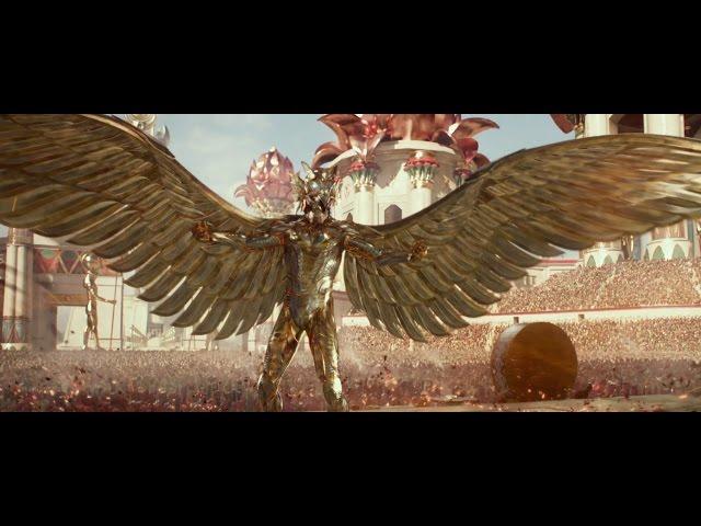 """갓 오브 이집트 - 1차 공식 예고편 - """"Battle for Mankind"""" (한글자막)"""