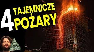 4 Tajemnicze Pożary w Warszawie W 1 Noc - Dziwniejsze niż Notre Dame - Plociuch Spiskowe Teorie PL