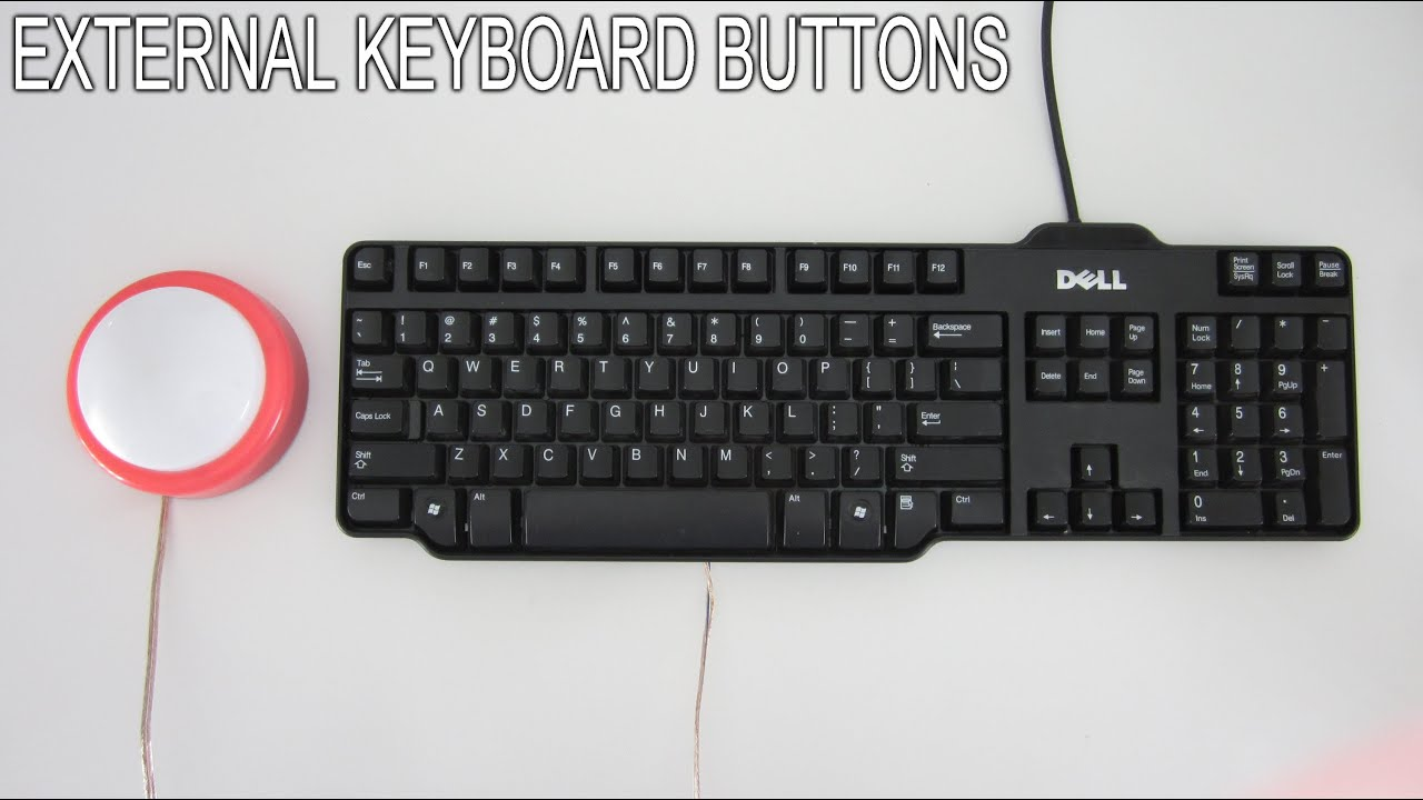 Create External ons for Your Keyboard: 11 Steps (with ... on