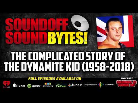 The Complicated History Of THE DYNAMITE KID (1958-2018)