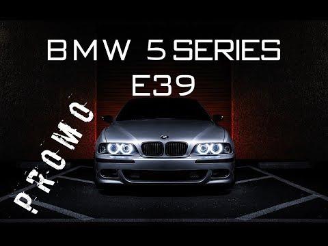 BMW 5 E39 PROMO | Gamora - Veneno