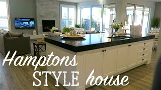 One of Catching Up With The Contes's most viewed videos: Episode 331 Hamptons Style House Looking!