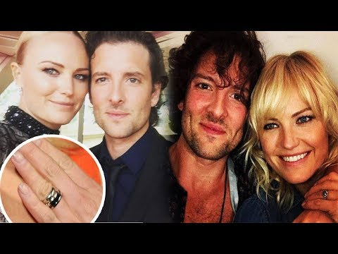 Malin Akerman Engaged To Boyfriend Jack Donnelly  Malin and Jack's Cute and Romantic Moments 2017