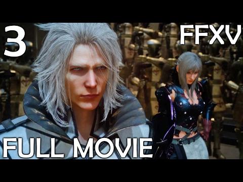 final fantasy 7 full movie english version