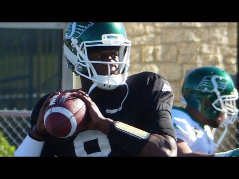 Riders QB Vince Young