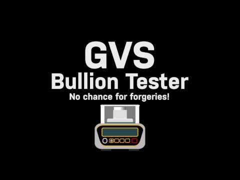 GVS Bullion Tester: How to test gold and silver