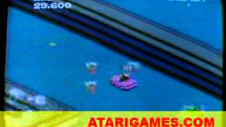 Gremlins - Unreleased prototype Atari arcade game footage