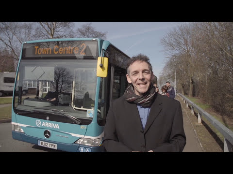 Arriva Bus Travel That Takes You A Million Miles From Home