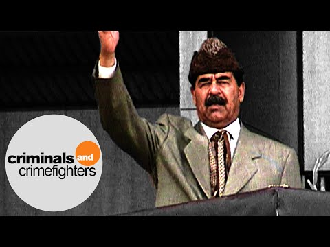 Evolution Of Evil E07: Saddam Hussein | Full Documentary