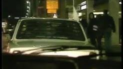 Yö Kokkolan poliisin mukana 13.10.1989