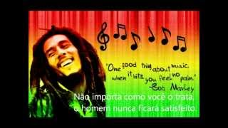 Bob Marley - Could You Be Loved tradução