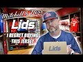 MITCHELL & NESS x LIDS PICK-UP !!! I REGRET BUYING THIS JERSEY !!! TBT EP. 2