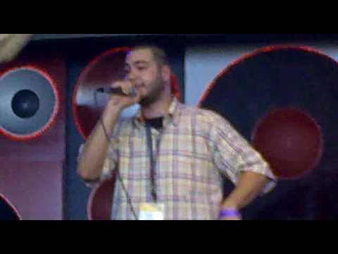 Fuat, Da Poet, Patron & A.P.O. Rock'n Coke Canlı Performans