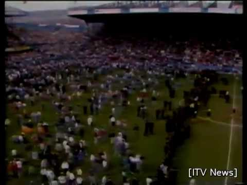 [Archive] 1989 ITV News broadcast of Hillsborough Disaster