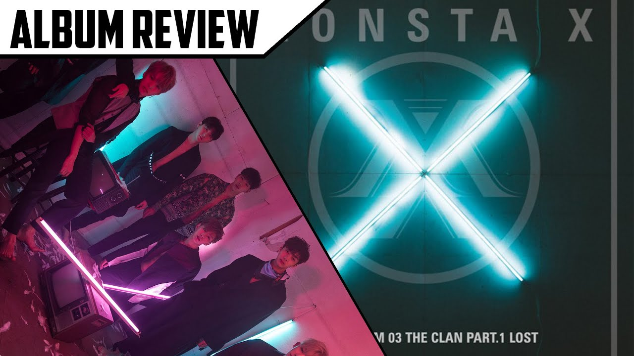 Monsta X The Clan