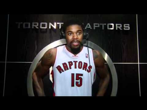 Amir Johnson On NBA TV Canada Oct 17 2010 Following Suns Victory
