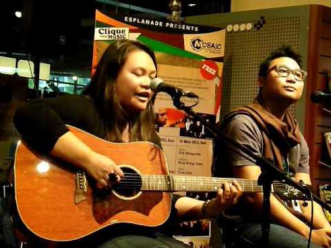 Mia Palencia - Mosaic Music Festival SIngapore 2011