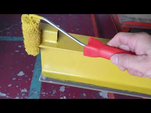 ทาสี ทำเองได้ง่ายจัง ลูกกลิ้งเคมี เบิร์ก พร้อมถาด 7 ชิ้น
