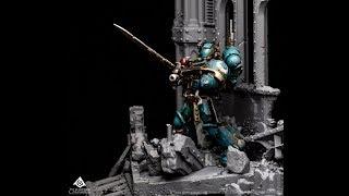 How to Paint: Grimdark Ultramarines!? or Alpha Legion.. Whichever