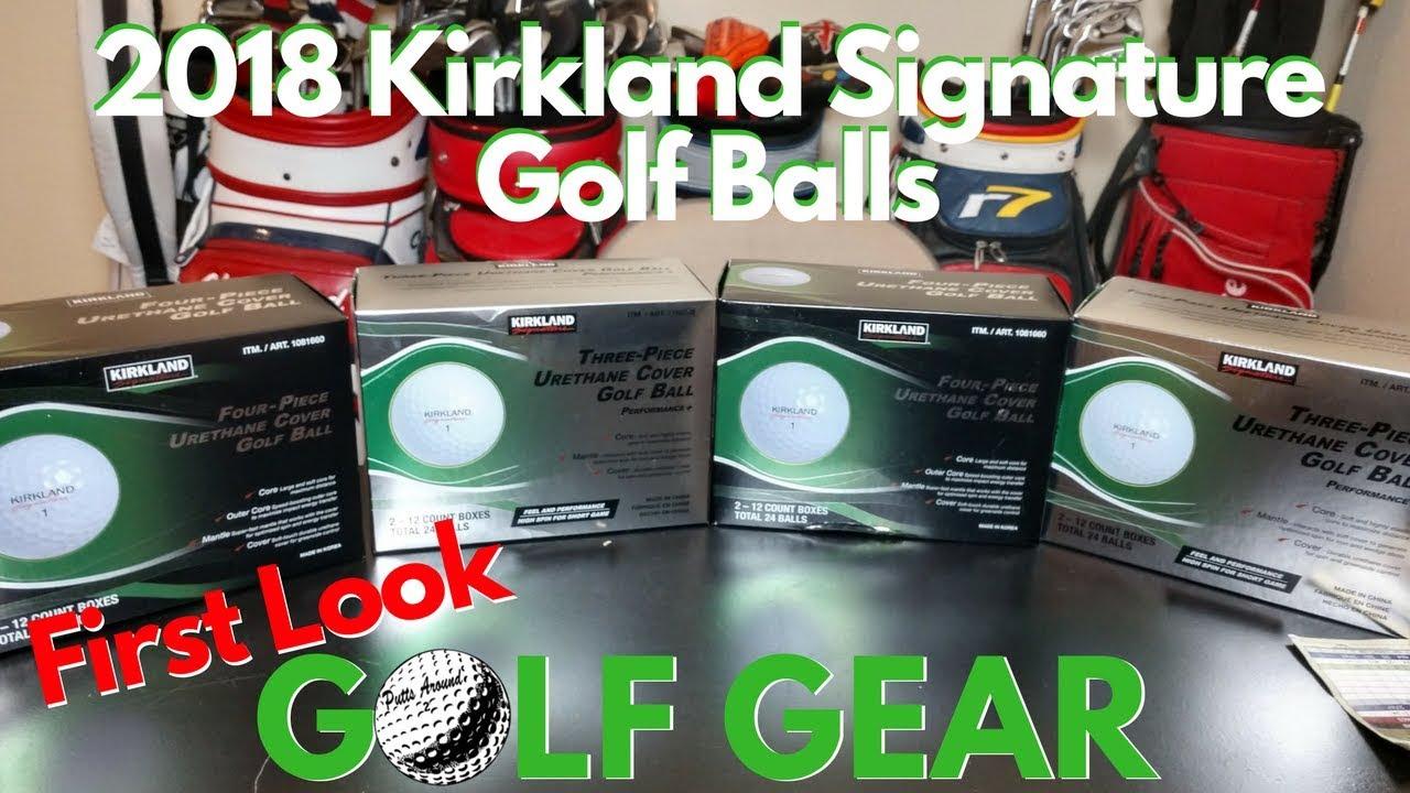 2018 Kirkland Signature Golf Balls Giveaway! - PuttsAround