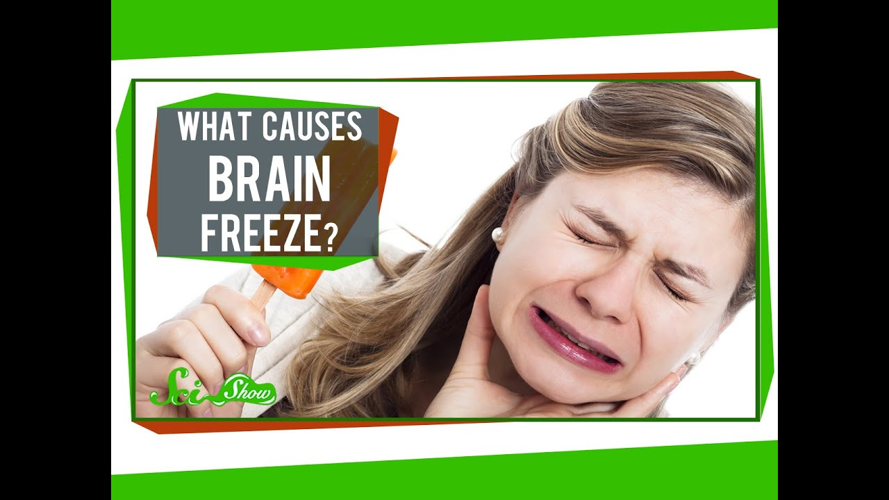 Research paper brainfreeze?