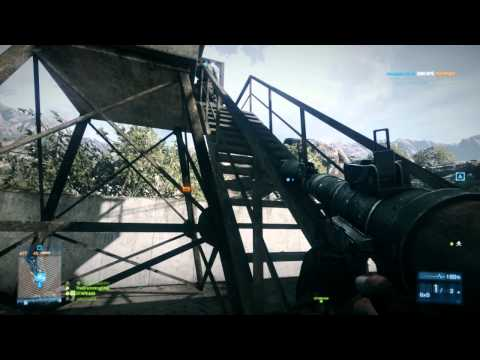 I Suck at Battlefield 3 (and Making Videos).