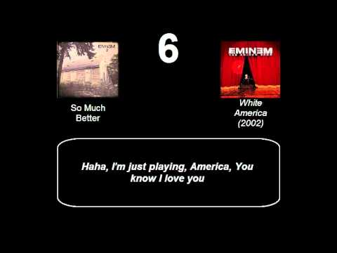 Eminem's MMLP2 Every Reference to Early Songs