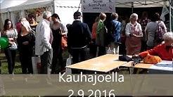 Teuvan Suomi-Puola -yhdistys ry. Kauhajoen Ruokamessut 2016