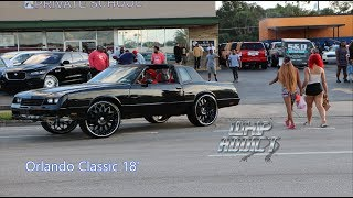 WhipAddict: Orlando Classic Weekend 18'; Saturday Action, Custom Cars, Big Rims, Donks