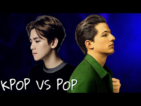 KPOP VS POP (Songs with the same Title)